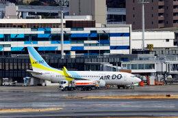latchさんが、伊丹空港で撮影したAIR DO 737-781の航空フォト(飛行機 写真・画像)