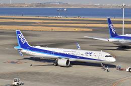 航空フォト:JA136A 全日空 A321neo