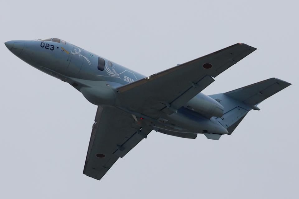 Hariboさんの航空自衛隊 Raytheon U-125A (52-3023) 航空フォト