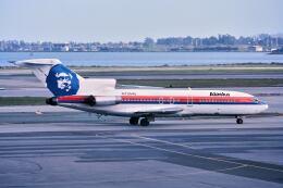 パール大山さんが、サンフランシスコ国際空港で撮影したアラスカ航空 727-22の航空フォト(飛行機 写真・画像)