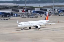 mahiちゃんさんが、中部国際空港で撮影したフィリピン航空 A321-271Nの航空フォト(飛行機 写真・画像)