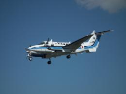 ヒコーキグモさんが、岡南飛行場で撮影したジャプコン King Air 350C (B300C)の航空フォト(飛行機 写真・画像)