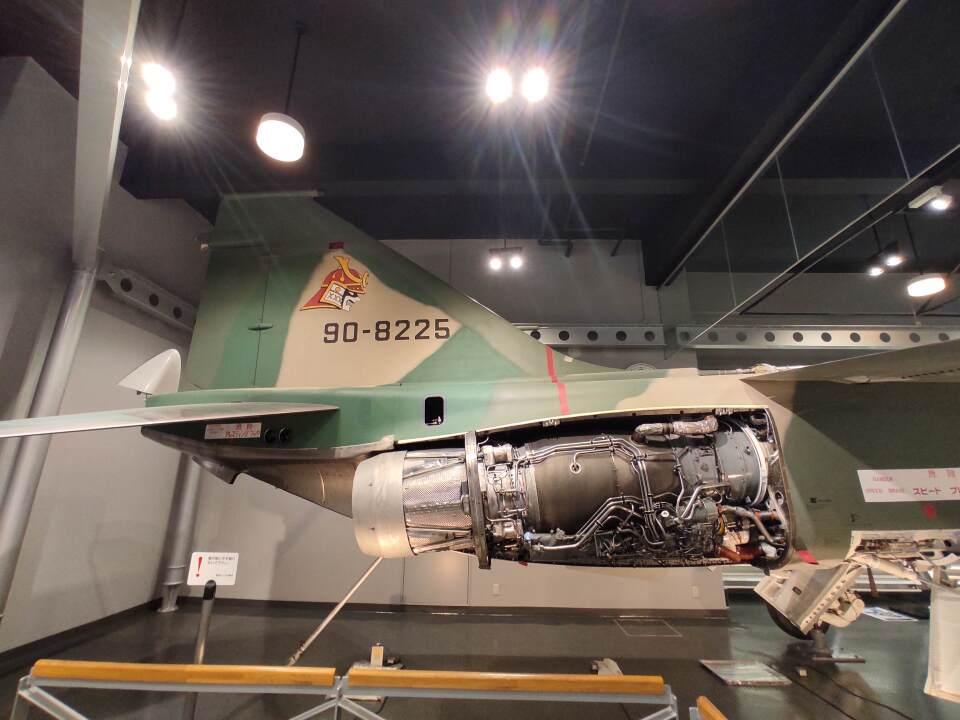 ジャンクさんの航空自衛隊 Mitsubishi F-1 (90-8225) 航空フォト