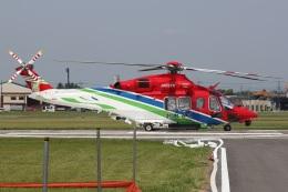 MOR1(新アカウント)さんが、宇都宮飛行場で撮影した栃木県消防防災航空隊 AW139の航空フォト(飛行機 写真・画像)