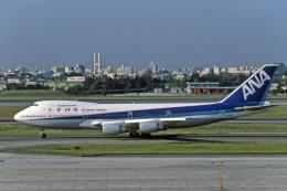 Gambardierさんが、伊丹空港で撮影した全日空 747-281Bの航空フォト(飛行機 写真・画像)