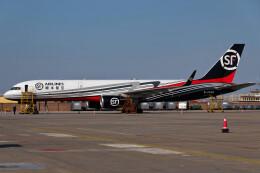 让开我先飞さんが、濰坊空港で撮影したSF エアラインズ 757-236(PCF)の航空フォト(飛行機 写真・画像)