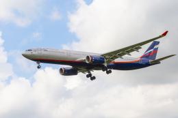 mameshibaさんが、成田国際空港で撮影したアエロフロート・ロシア航空 A330-343Xの航空フォト(飛行機 写真・画像)
