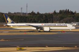 よんろくさんが、成田国際空港で撮影したシンガポール航空 787-10の航空フォト(飛行機 写真・画像)