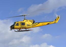 パンサーRP21さんが、群馬ヘリポートで撮影したアカギヘリコプター 204B-2(FujiBell)の航空フォト(飛行機 写真・画像)