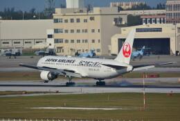runway1836さんが、那覇空港で撮影した日本航空 767-346/ERの航空フォト(飛行機 写真・画像)
