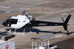 korosukeさんが、南紀白浜空港で撮影した日本法人所有 AS350B Ecureuilの航空フォト(飛行機 写真・画像)