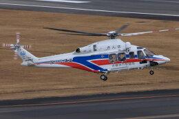 korosukeさんが、南紀白浜空港で撮影した国土交通省 地方整備局 AW139の航空フォト(飛行機 写真・画像)