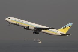 ☆H・I・J☆さんが、羽田空港で撮影したAIR DO 767-33A/ERの航空フォト(飛行機 写真・画像)
