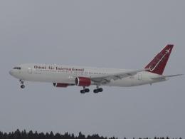 FT51ANさんが、三沢飛行場で撮影したオムニエアインターナショナル 767-33A/ERの航空フォト(飛行機 写真・画像)