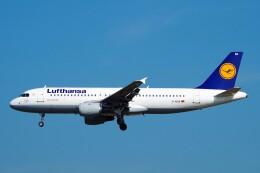 航空フォト:D-AIQA ルフトハンザドイツ航空 A320
