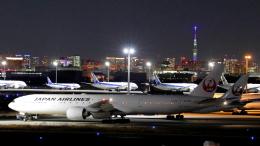 誘喜さんが、羽田空港で撮影した日本航空 777-346/ERの航空フォト(飛行機 写真・画像)