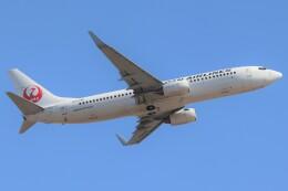 航空フォト:JA320J 日本航空 737-800