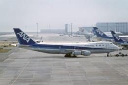 Gambardierさんが、関西国際空港で撮影した全日空 747-281Bの航空フォト(飛行機 写真・画像)