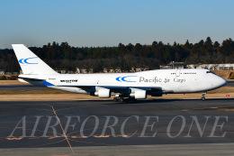 AIRFORCE ONEさんが、成田国際空港で撮影したカリッタ エア 747-412(BCF)の航空フォト(飛行機 写真・画像)
