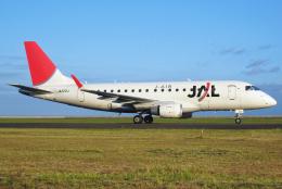 いおりさんが、山口宇部空港で撮影したジェイエア ERJ-170-100 (ERJ-170STD)の航空フォト(飛行機 写真・画像)