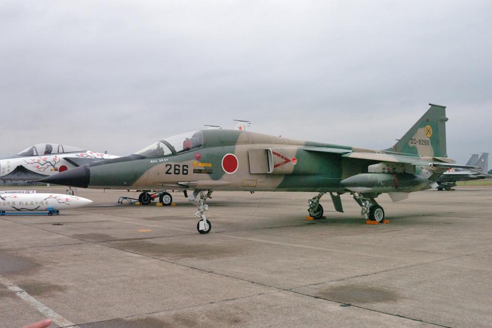 senyoさんの航空自衛隊 Mitsubishi F-1 (20-8266) 航空フォト