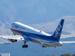 WAiRさんが、熊本空港で撮影したエアージャパン 767-381/ERの航空フォト(飛行機 写真・画像)