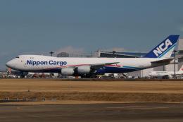SIさんが、成田国際空港で撮影した日本貨物航空 747-8KZF/SCDの航空フォト(飛行機 写真・画像)