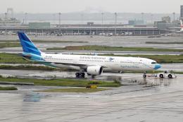 Echo-Kiloさんが、羽田空港で撮影したガルーダ・インドネシア航空 A330-941の航空フォト(飛行機 写真・画像)