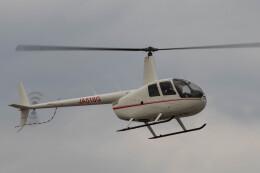 Koenig117さんが、八尾空港で撮影した大阪航空 R44 Iの航空フォト(飛行機 写真・画像)