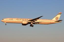 たみぃさんが、成田国際空港で撮影したエティハド航空 777-3FX/ERの航空フォト(飛行機 写真・画像)