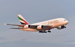 kotaちゃんさんが、成田国際空港で撮影したエミレーツ航空 A380-861の航空フォト(飛行機 写真・画像)