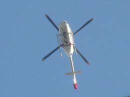 commet7575さんが、奈多ヘリポートで撮影した学校法人ヒラタ学園 航空事業本部 EC145T2の航空フォト(飛行機 写真・画像)