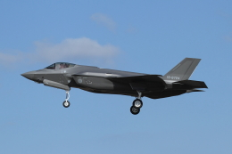 マー君さんが、名古屋飛行場で撮影した三菱重工業 F-35A Lightning IIの航空フォト(飛行機 写真・画像)