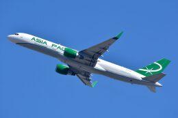 航空フォト:N757QM アジア・パシフィック・エアラインズ 757-200
