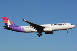banshee02さんが、成田国際空港で撮影したハワイアン航空 A330-243の航空フォト(飛行機 写真・画像)