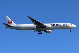 やつはしさんが、羽田空港で撮影した日本航空 777-346の航空フォト(飛行機 写真・画像)