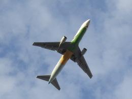 kayさんが、羽田空港で撮影したAIR DO 767-381の航空フォト(飛行機 写真・画像)