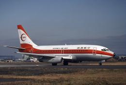 JAパイロットさんが、名古屋飛行場で撮影した南西航空 737-205/Advの航空フォト(飛行機 写真・画像)