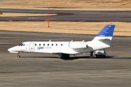 なごやんさんが、名古屋飛行場で撮影した宇宙航空研究開発機構 680 Citation Sovereignの航空フォト(飛行機 写真・画像)