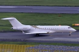 K.Sさんが、成田国際空港で撮影したウィルミントン・トラスト・カンパニー BD-700-1A10 Global 6000の航空フォト(飛行機 写真・画像)