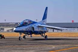 はるかのパパさんが、名古屋飛行場で撮影した航空自衛隊 T-4の航空フォト(飛行機 写真・画像)