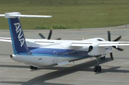 North1973さんが、稚内空港で撮影したANAウイングス DHC-8-402Q Dash 8の航空フォト(飛行機 写真・画像)