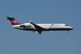 Deepさんが、成田国際空港で撮影したアイベックスエアラインズ CL-600-2B19 Regional Jet CRJ-200ERの航空フォト(飛行機 写真・画像)