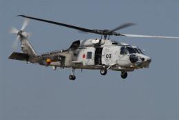 banshee02さんが、厚木飛行場で撮影した海上自衛隊 SH-60Kの航空フォト(飛行機 写真・画像)