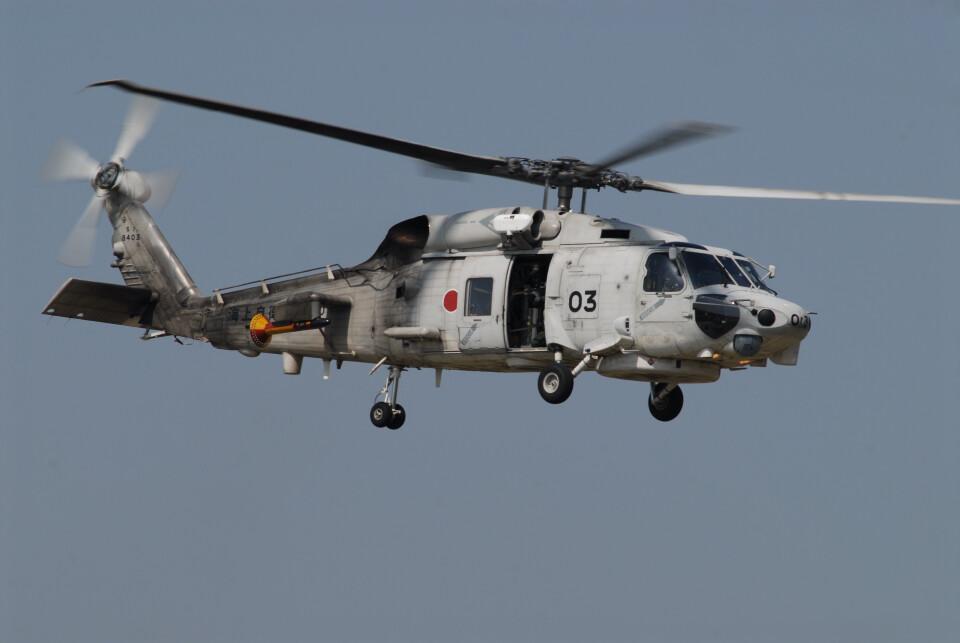 banshee02さんの海上自衛隊 Mitsubishi SH-60K (8403) 航空フォト
