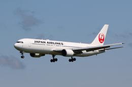 North1973さんが、女満別空港で撮影した日本航空 767-346/ERの航空フォト(飛行機 写真・画像)