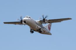 North1973さんが、釧路空港で撮影した北海道エアシステム ATR 42-600の航空フォト(飛行機 写真・画像)