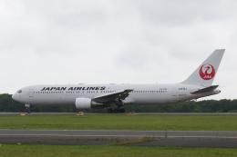 North1973さんが、釧路空港で撮影した日本航空 767-346/ERの航空フォト(飛行機 写真・画像)