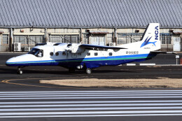 A-Chanさんが、調布飛行場で撮影した新中央航空 Do 228-212 NGの航空フォト(飛行機 写真・画像)