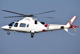 jun☆さんが、名古屋飛行場で撮影した日本法人所有 A109E Powerの航空フォト(飛行機 写真・画像)